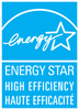 Energy Star High Efficiency
